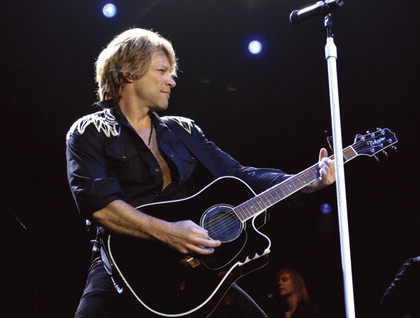 keep the faith - Bon Jovi live in der Commerzbank-Arena in Frankfurt